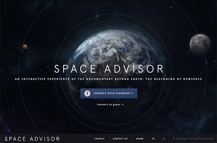 веб дизайн футуризм
